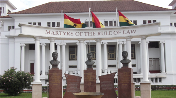 Supreme Court strikes out request to restrain Johnson Akuamoah Asiedu from acting as Auditor-General