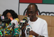 NDC reports govt to United Nations