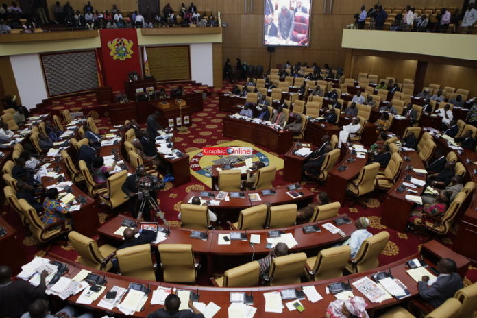 Parliament approves five minerals royalty agreements