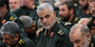 Iran Issues Arrest Warrants for Trump and 35 Others in Suleimani Killing
