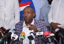 Our vigilance has reduced foreigners on Ghana's voter register - John Boadu
