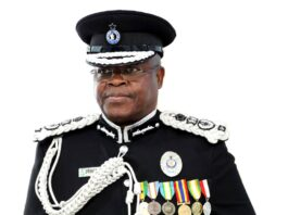 AFTER CARLOS AHENKORAH, SLEEPING IGP OUGHT TO FOLLOW, MR. PRESIDENT.