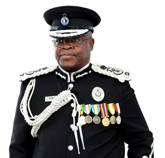 IGP, NPP and Mfantseman MP's widow defying Police Service Regulation