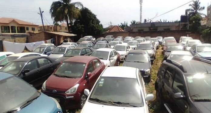 Go on with old, salvaged car imports – GIFF, as gov't suspends ban