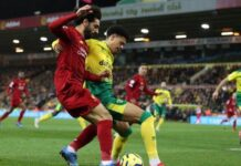 Liverpool's £10m offer rejected by Norwich City