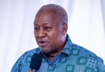 Be concerned about government's high rate of borrowing - Mahama