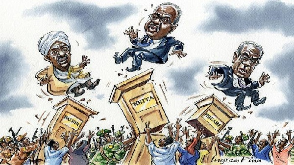 Is the coup making a comeback in Africa?