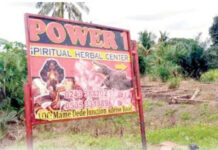 Power One, 2 other traditional priests remanded over murder of Biochemist at Adeiso