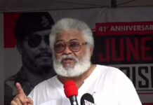 "Ahwoi's ""book is generously economical with the truth"" – Rawlings"