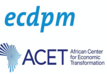 ACET and EMEA sign partnership agreement to boost research capacity on economic issues