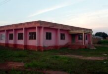 Nalerigu Township library without books