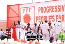 PPP: GH¢100,000 presidential nomination filing fee is too much