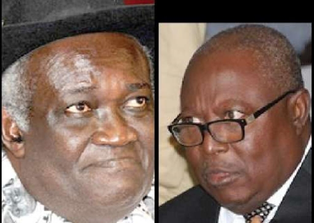 You're not the messiah of Ghana's decentralisation programme: Amidu to Ahwoi