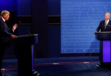 Presidential debate: Who won the Trump-Biden clash?