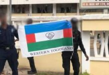Police pick 21 over secessionists activities in Volta Region