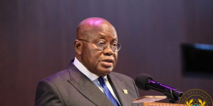 Akufo-Addo's SoNA time changed from 8 am to 1 pm