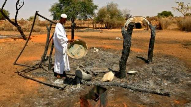Sudan declares emergency as 40 killed in Darfur